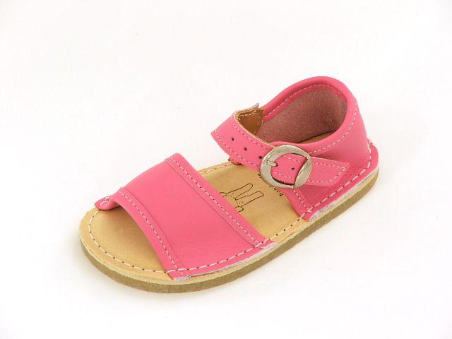 Bear Feet Hot Pink Sandals Pre Order $69.00 http://www.meandmyfeet.com/product/BFSANHPIN #Bear #Feet #Hot #Pink #Sandals #Girls #Kids #Shoes