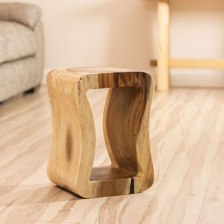 Wooden Craved table