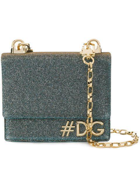 Dolce   Gabbana DG Girls Crossbody Bag - Farfetch 4baf564230b62