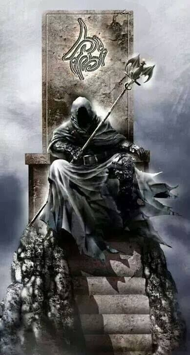 The Reaper on his Throne