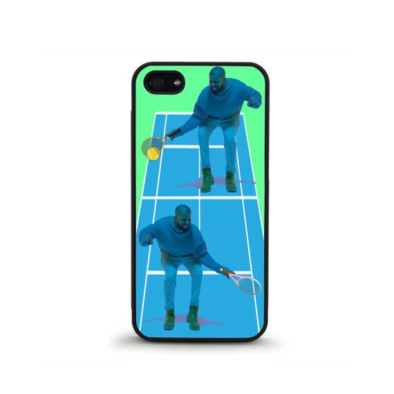 Drake Playing Tennis Phone Case  iPhone 4/4s by FreshAFstudios