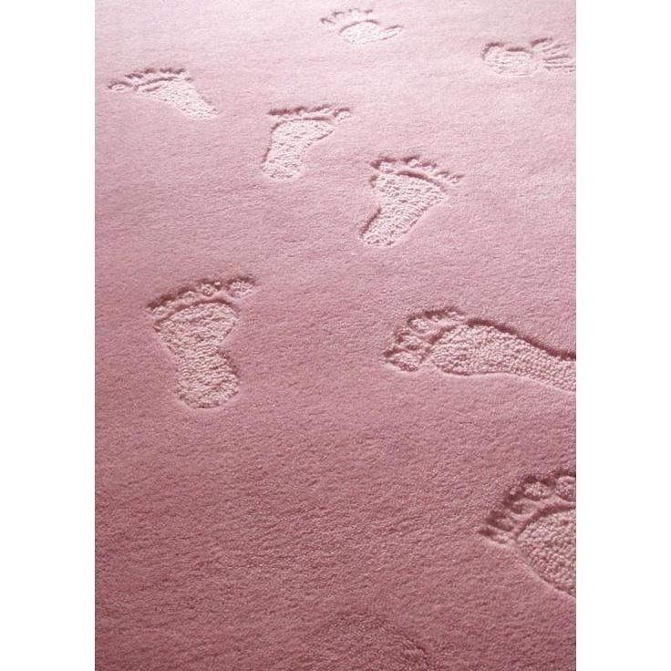Superb First Steps Pink Childrens Rug Rosa KinderKinder TeppicheBaby KinderErgo TragesitzeKinderzimmer
