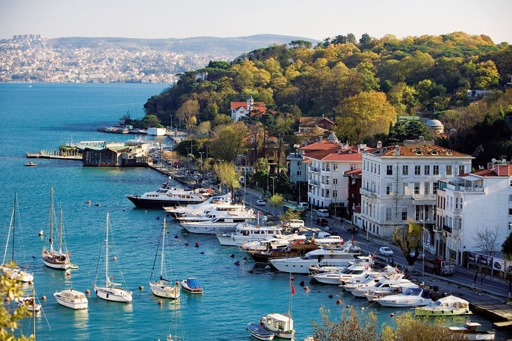 Tarabya district, Istanbul