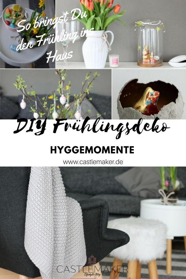 Werbung! So bringst Du den Frühling ins Haus mit frischer Frühlingsdekorat …  – Castlemaker Lifestyle-Blog Rezepte & mehr