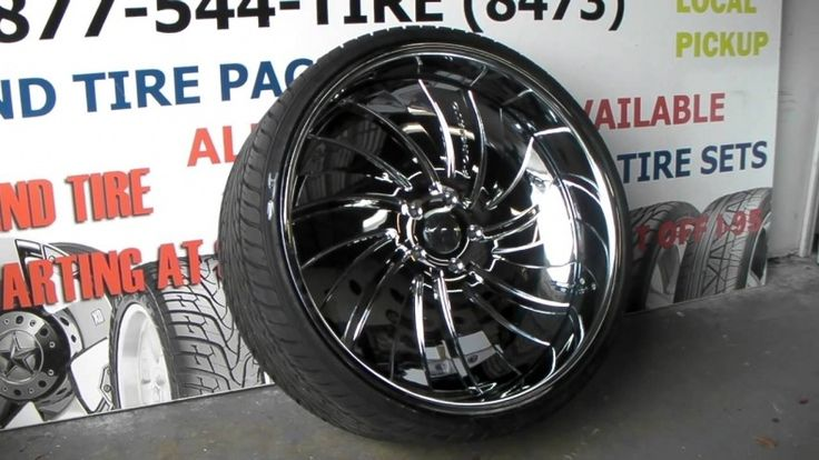 24 Inch Rims And Tires For Cheap