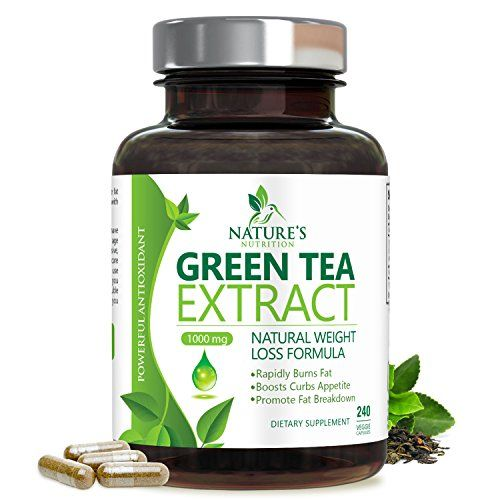 Green Tea Extract Supplement with EGCG for Weight Loss (1000 mg) Boost Metabolism & Promote a Healthy Heart  Natural Caffeine for Gentle Energy  Antioxidant & Free Radical Scavenger  240 Vcaps https://teaforweightlossusa.info/green-tea-extract-supplement-