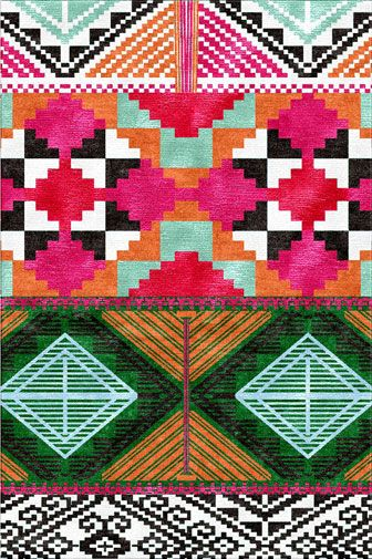 Inigo Elizalde: Bohemian Prints, Indian Rugs, Awesome Rugs, Color Patterns, Prints Patterns Texture, Moroccan Pattern, Elizald Rugs, Boho Style, Patterns Prints