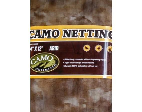 Arid Camouflage Insect Netting | Vermont's Barre Army Navy Store