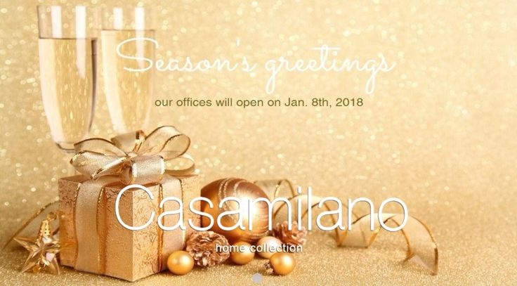 Best wishes from Casamilano home collection ! 🌲❄️🎄🎅  #xmas2017 #merrychristmas #happynewyear #enjoy #bestwishes