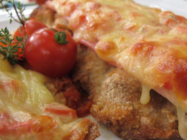 Bife à Parmegiana de Forno | Carnes > Bife à Parmegiana | Mais Você - Receitas Gshow