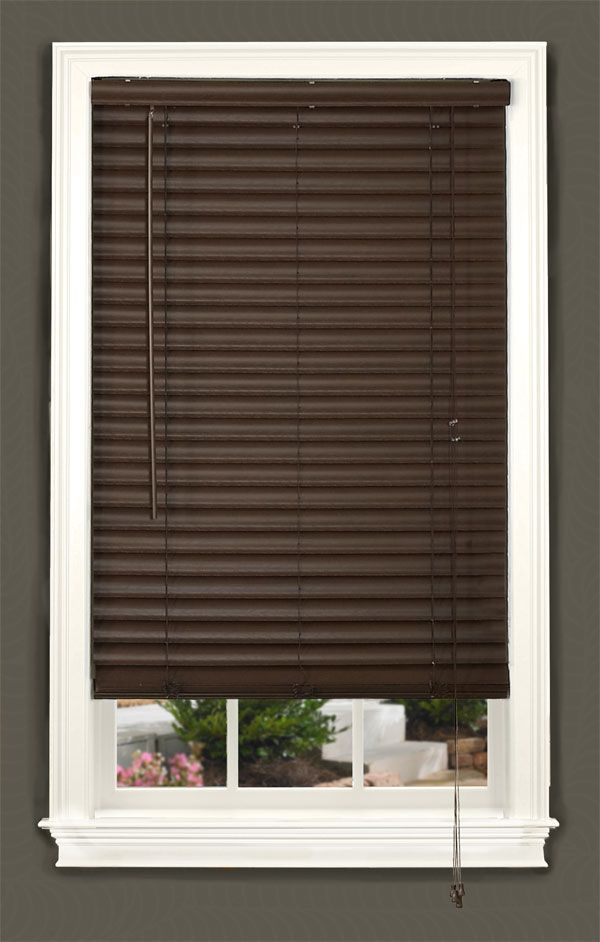 2 Inch Vinyl S Slat Privacy Custom Blinds Doublerollerblinds Custom Blinds Blinds For Windows Blinds Design