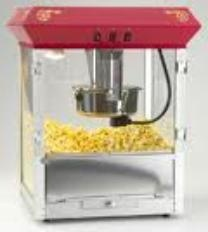 Popcorn machine-tabletop, Commercial Popcorn Machine for Tabletop