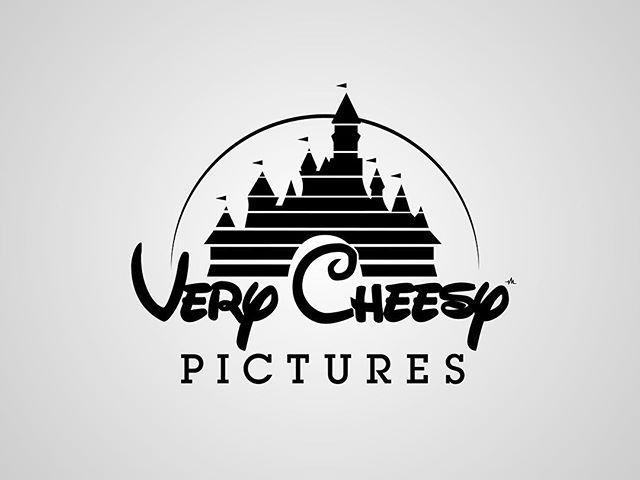 I thought I'd post my previous series of #honestlogos from 2011 - #9 Very Cheesy Pictures. #adbusting #parody #logo #satire #graphicdesign #viktorhertz #disney #film #cheesy