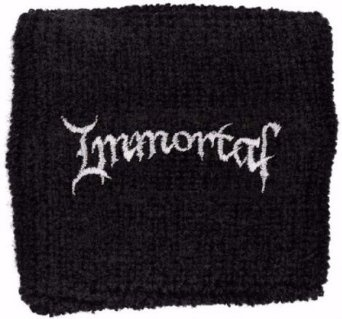 Immortal Logo Wristband