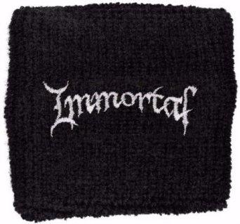 Immortal Logo Wristband