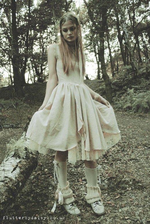 18 best images about avant garde dresses on pinterest for Woodland fairy wedding dress