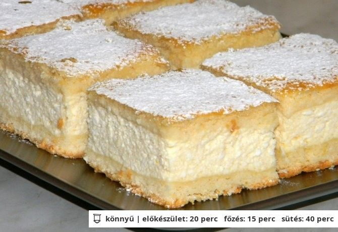 Túrós pite Szilvásgombóc konyhájából