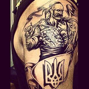 Ukrainian Tattoo - Google Search