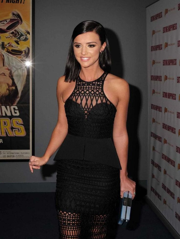 Lucy Mecklenburgh – 'Eating Happiness' Screening in London : Global Celebrtities (F) FunFunky.com