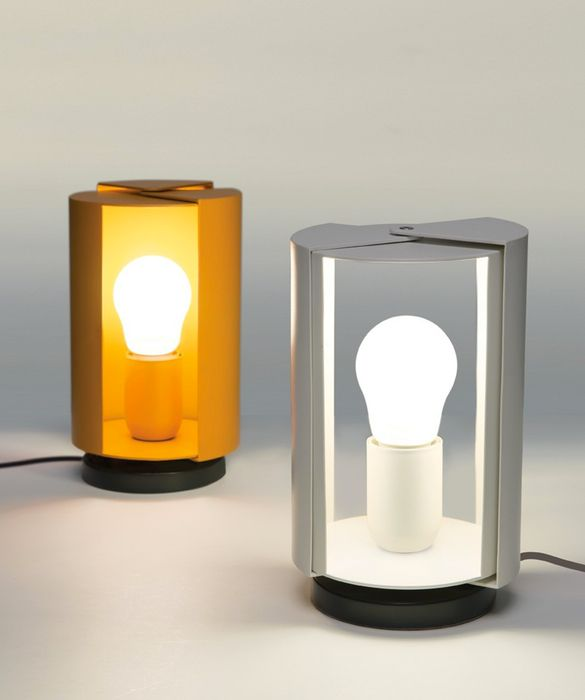 Charlotte Perriand . pivotante, for Nemo Lighting