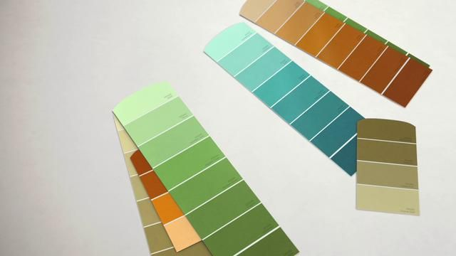Sherwin Williams - Paint Chips by Buck.