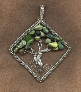 Tree of Life Jewelry Making | Have fun, and I hope your holiday season is off to a great start. More ...