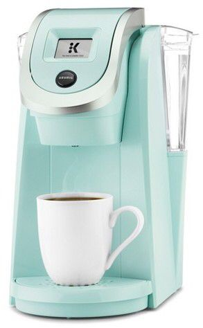 Love The Robins Egg Blue Color Of This Keurig Coffee
