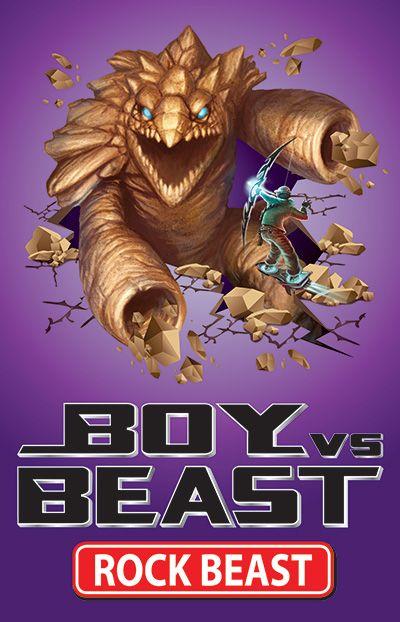 Boy VS Beast Book 2