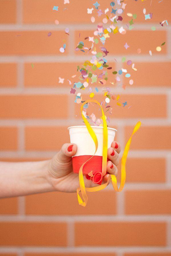 Confetti Pop !