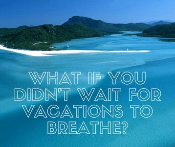 The benefits of good breathing go beyond the physical dimension!