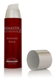 Dermastir Multirepair Mattifying Toner - mattifying toner, ailess bottle, made in France. Buy now on altacare.com