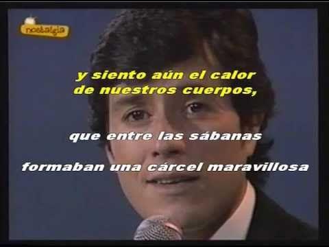 Todo el Tiempo del Mundo (con letra) - Manolo Otero