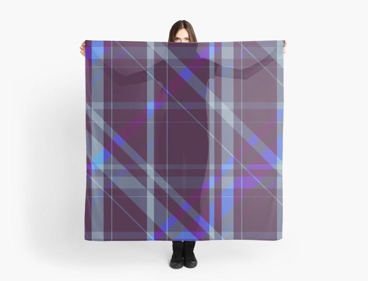 20% off. 24 hours only. Get on it. Use TWENTY20. Plaid Modern Scarf by Scar Design. #sales #discount #save #scarf #autumn #gifts #fashion #giftsforher #giftsforhim #purple #plaid #online #shopping #art #family #clothing #accessories #womansfashion #mensfashion #modern #trendy #scardesign #redbubble #39 #scarves #style