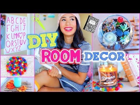 Diy room decorations for cheap make your room look like pinterest tumblr youtube https - Creative decoration ideas for home without ripping you off ...