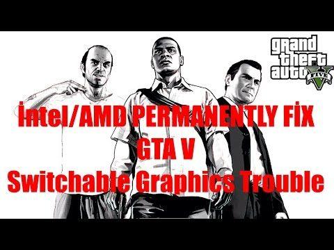 GTA V Intel/AMD Graphics FiX PERMANENTLY Hotfix v3