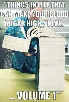 Yup~ Type 1 diabetes