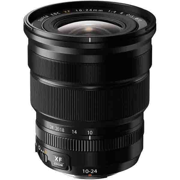 Fujifilm XF 10-24mm f/4 R OIS Lens - Imported by Cameras Direct AUSTRALIA