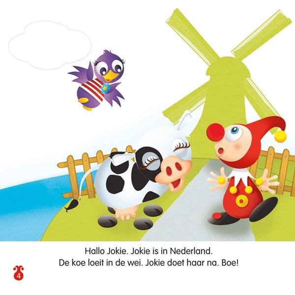 Jokie in Nederland
