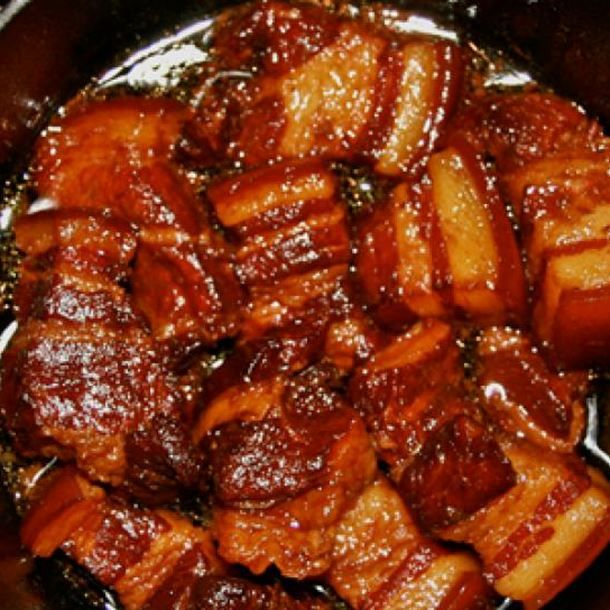 Porc au caramel vietnamien (Thit kho)
