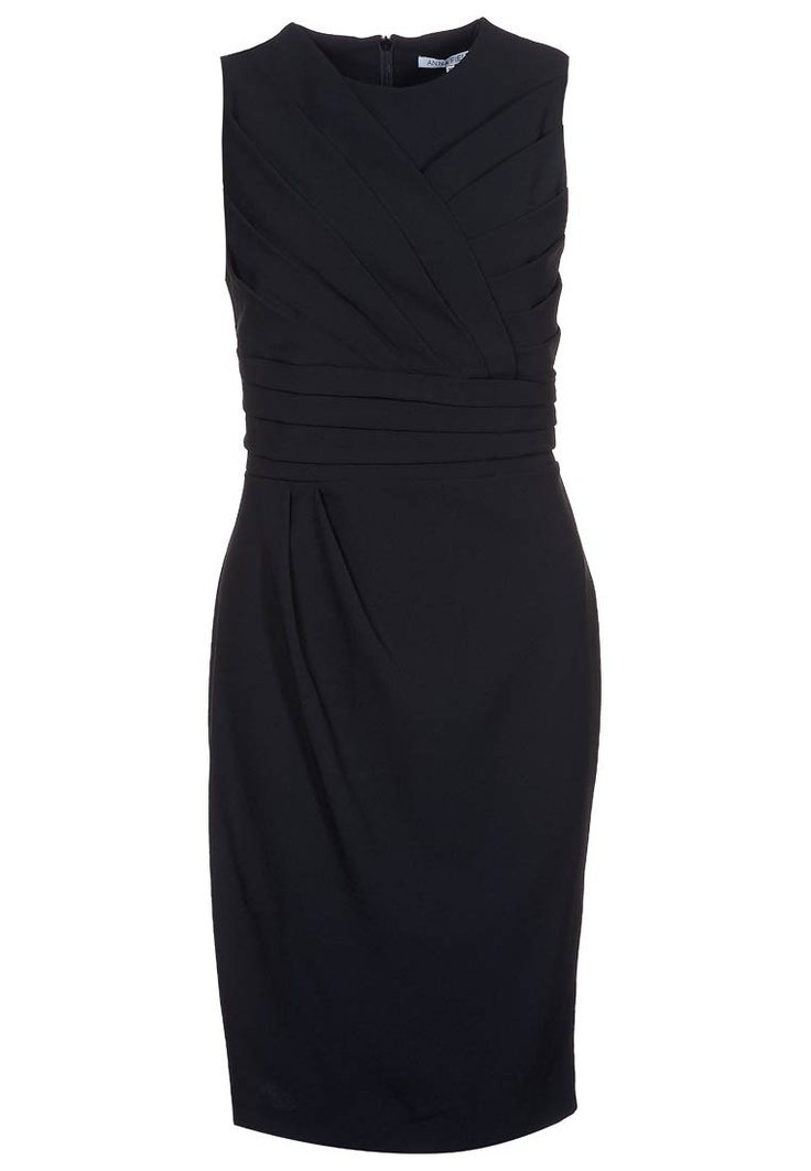 Zakelijke jurken - schwarz