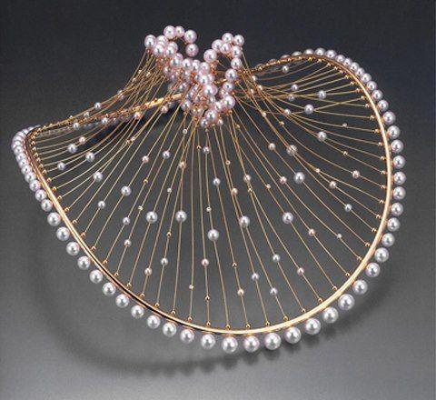 Kuwayama jewellery - entrenous by LE NOEUD www.enbyln.com