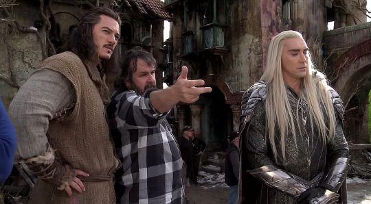 Hobbit Bofta Peter Jackson Luke Evans Lee Pace