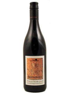 2009 Wooing Tree Beetlejuice Pinot Noir