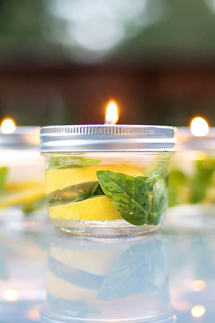 This is a perfect outdoor mini present for anyone that loves being outside, enjoys fresh scents and hates those darn biting bugs! Learn how to DIY Basil Lemongrass Candles and naturally repel those darn mosquitos! Bower Power Blog