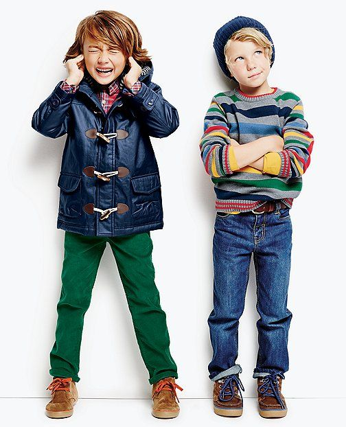 Weathery Toggle Coat In Waxed Canvas   Boys Outerwear Sale