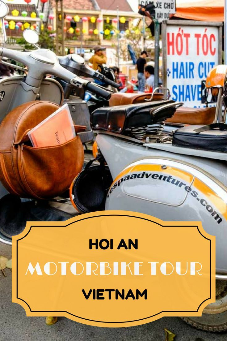 Hoi An Motorbike Food Tour in #Vietnam. Click here to find out more!  #foodporn