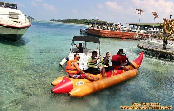 Pulau Putri | Island Resort - Travel Pulau Seribu Island