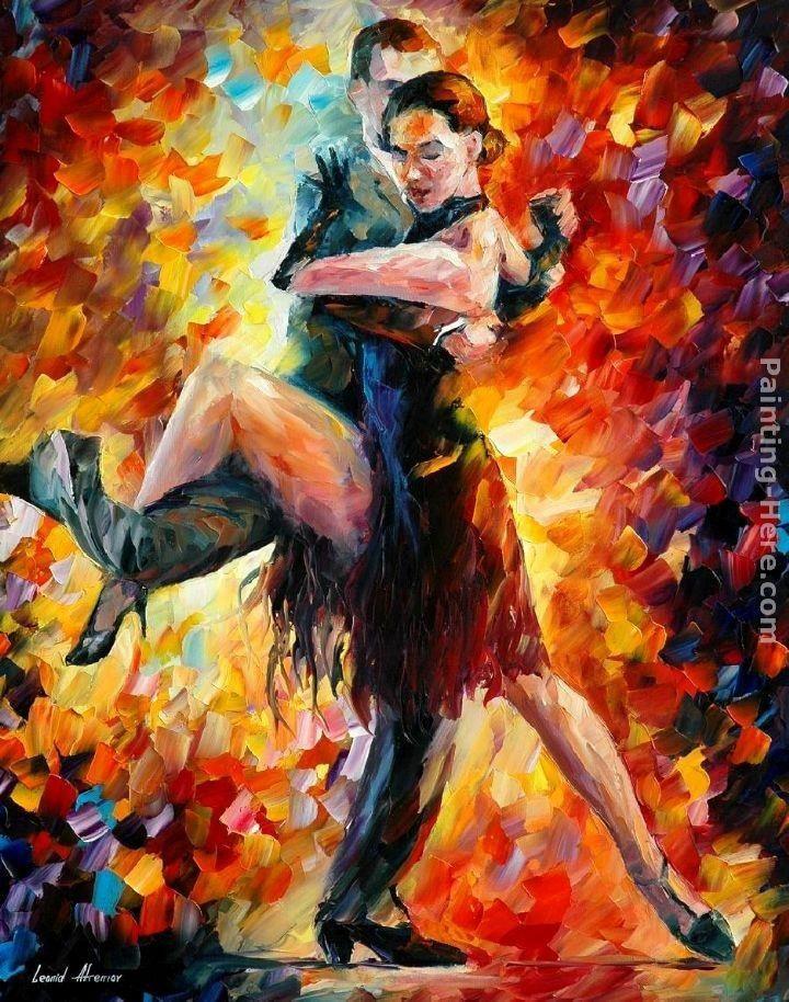 Joyful Tango - Art Lover
