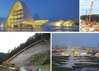 - BRASIL: Expo Revestir 2014, Revestimientos de Brasil al mundo - AUSTRIA: Reparación de carretera - AZERBAIYAN: Centro Cultural Heydar Aliyev  - ALEMANIA: Solidez Indispensable - EE.UU.: Mybrickell, en Miami ( - FERIAS & EVENTOS: Alemania: BAU 2015, Salón Mundial de Arquitectura, Materiales y Sistemas / Calendario Ferial 2014 - GACETILLAS/NOVEDADES: Ingeniería 2014, Latinoamérica y Caribe (Argentina) // Rotomartillo a batería Hilti (Brasil) / Vehículo para transporte (Alemania).