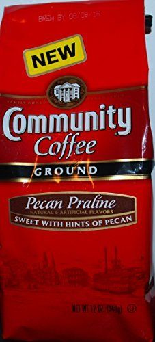 Community Coffee Pecan Praline 12ounce Bags Pack of 3 Ground Coffee *** Find out more about the great product at the image link.